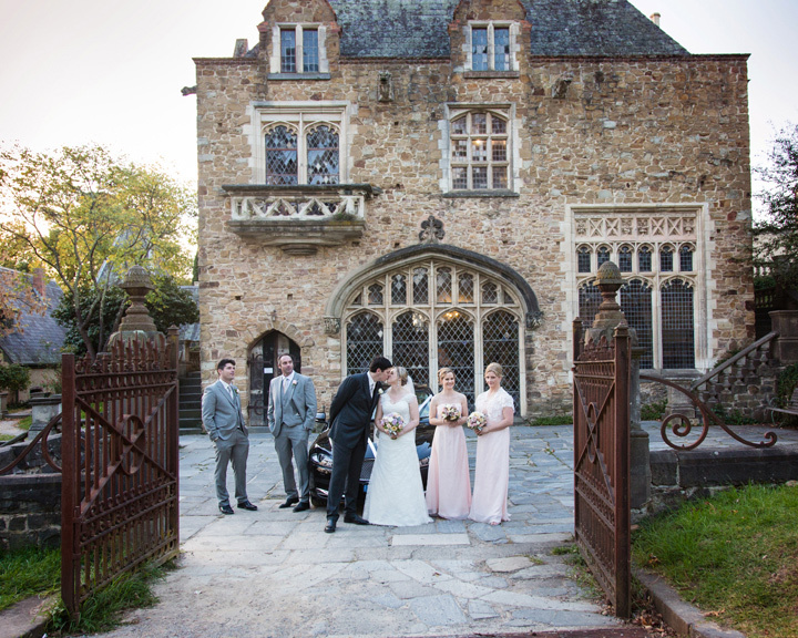Montsalvat Eltham Wedding